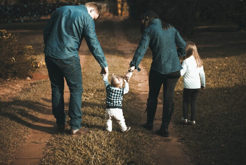Den moderne familie: Hvad kendetegner den moderne familie?